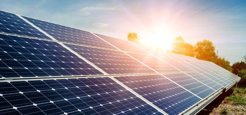 installeer zonnepanelen