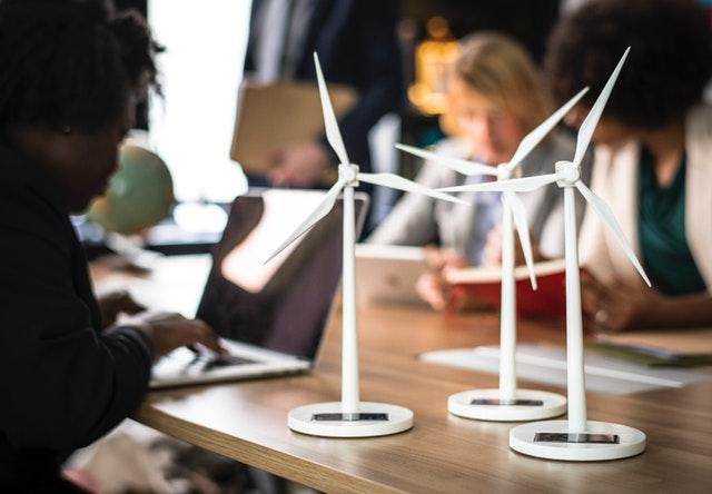 Overstappen op schone energie